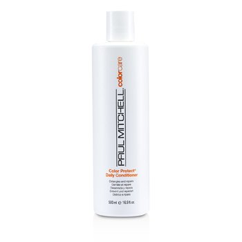 Paul Mitchell Color Care Color Protect Daily Conditioner (Detangles and Repairs) 500ml/16.9oz