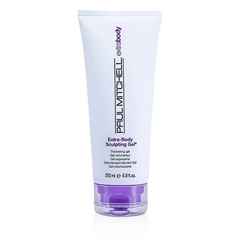 Paul MitchellGel Esculpidor Extra Cuerpo ( Gel Volumen ) 200ml/6.8oz