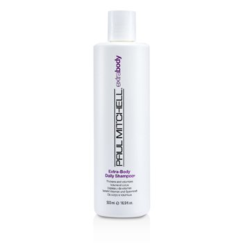 Paul Mitchell Extra-Body Daily Shampoo (Thicken and Volumizies)  500ml/16.9oz