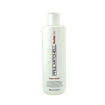 Paul Mitchell Flexible Style Super Sculpt (Quick-drying Styling Glaze)  500ml/16.9oz