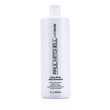 Paul Mitchell Extra-Body Daily Shampoo (Thickens and Volumizes)  1000ml/33.8oz