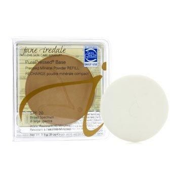 Jane Iredale PurePressed Base Pressed Mineral Powder Refill SPF 20 – Golden Glow 9.9g/0.35oz