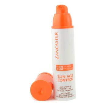 LancasterSun Age Control Anti-Wrinkle Radiant Tan Optimal Hydration SPF 30 High Protection 50ml/1.7oz