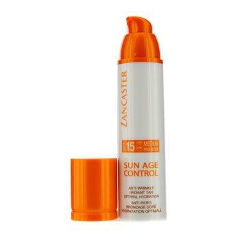 ������Sun Age Control Anti-Wrinkle Radiant Tan Optimal Hydration SPF 15 Medium Protection 50ml/1.7oz