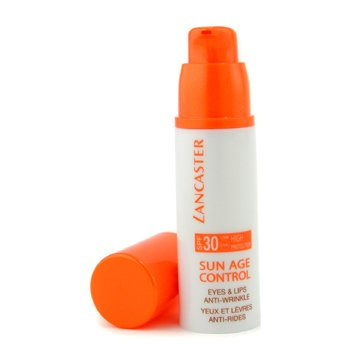 Lancaster Sun Age Control Eyes & Lips Anti-Wrinkle SPF 30 High Protection  15ml/0.5oz