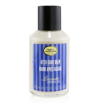 After Shave Balm - Lavender Essential Oil (For Sensitive Skin)