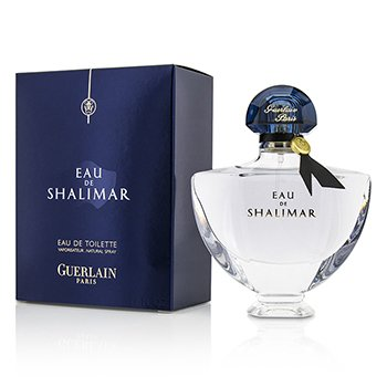 GuerlainEau De Shalimar Eau De Toilette Spray (New Packaging) 50ml/1.7oz