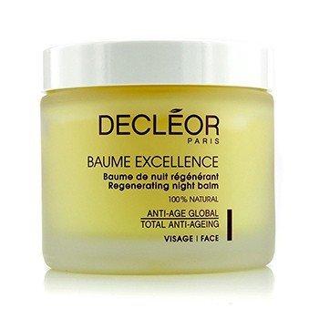 Decleor Baume Excellence Regenerating Night Balm (Salon Size)  100ml/3.3oz