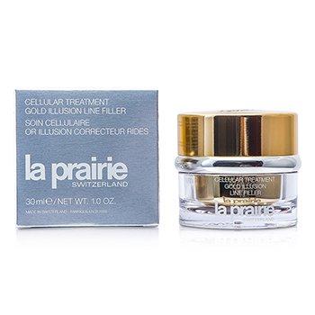 La PrairieCellular Treatment Gold Illusion Line Filler - L�nea Rellenador 30ml/1oz