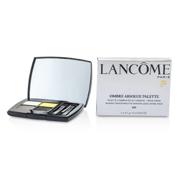 Lancome-Ombre Absolue Palette Radiant Smoothing Eye Shadow Quad - G20 D