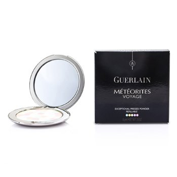 GuerlainMeteorites Voyage Exceptional Pressed Powder Refillable - # 01 Mythic 8g/0.28oz