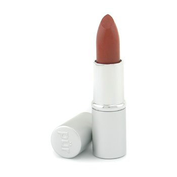PurMinerals-Lipstick with Shea Butter - Burnished Gold