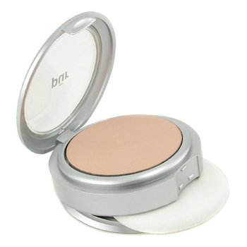 PurMinerals-4 In 1 Pressed Mineral MakeUp SPF15 - Light