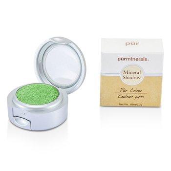 PurMinerals Mineral Shadow - True Emerald  2.2g/0.08oz