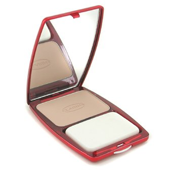 Clarins-Express Compact Foundation Wet/ Dry - # 06 Tender Beige ( Unboxed )