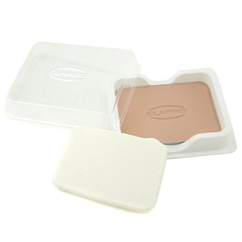 Clarins-Express Compact Foundation Wet/ Dry Refill - # 06 Tender Beige ( Unboxed )