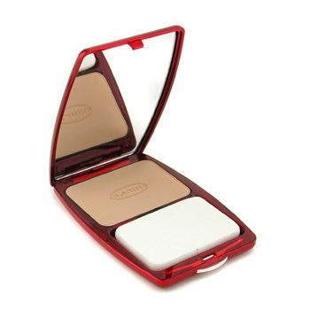 Clarins-Express Compact Foundation Wet/ Dry - # 7.5 Amber Beige ( Unboxed )