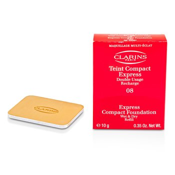 ClarinsExpress Compact Foundation Wet/ Dry Refill10g/0.35oz