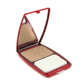 Clarins-Express Compact Foundation Wet/ Dry - # 09 Caramel Beige ( Unboxed )