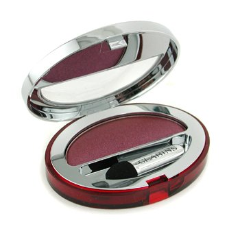 Clarins-Single Eye Colour - # 07 Perfect Plum ( Unboxed )