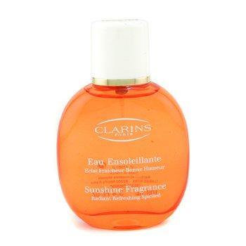 Clarins-Eau Ensoleillante Sunshine Fragrance ( Unboxed )