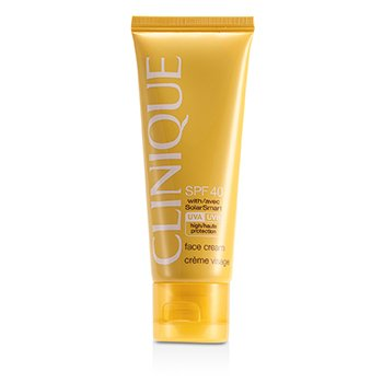 CliniqueSun SPF 40 Face Cream UVA/UVB 50ml/1.7oz