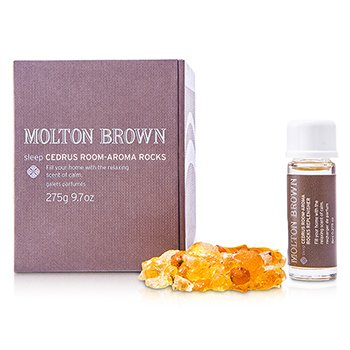 Molton Brown Sleep – Cedrus Room Aroma Rocks 275g/9.7oz