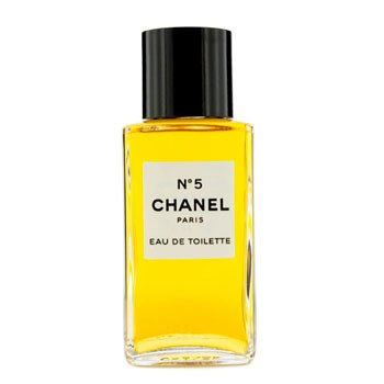 Chanel No.5 Eau De Toilette Botol  200ml/6.7oz