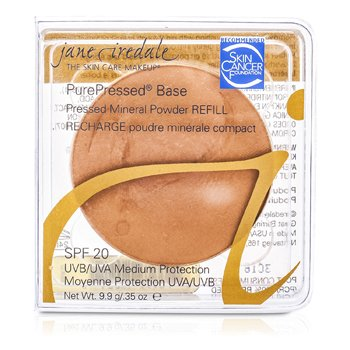Jane Iredale-PurePressed Base Pressed Mineral Powder Refill SPF 20 - Coffee