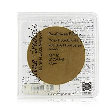 Jane Iredale PurePressed Base Polvos Minerales Prensados Refill SPF 20 - Fawn  9.9g/0.35oz