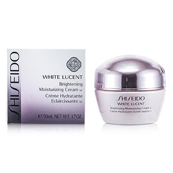 Shiseido White Lucent Crema M Iluminante Hidratante  50ml/1.7oz