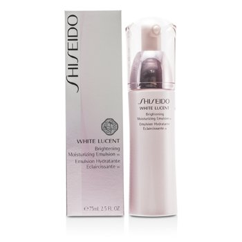 ShiseidoWhite Lucent Brightening Moisturizing Emulsion W 75ml/2.5oz