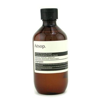 Dual Scalp Cleansing Shampoo Aesop Шампунь Очищающий Кожу Головы Двойного Действия 200ml/7.25oz