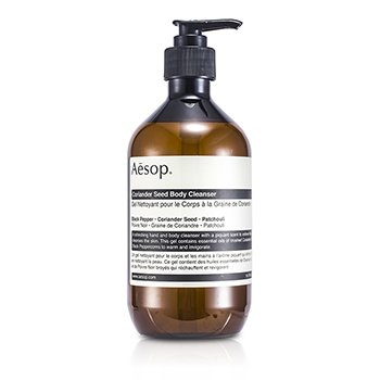 AesopCoriander Seed Body Cleanser 500ml/17.99oz