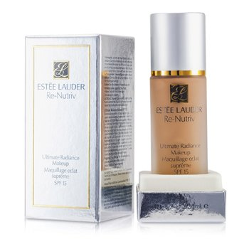 Estee Lauder ReNutriv Ultimate Radiance Makeup SPF 15 -  #49 Cashew  (3W1)  30ml/1oz