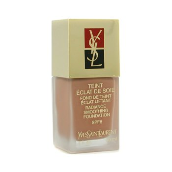 Yves Saint Laurent-Radiance Smoothing Foundation SPF 8 - 03 Silky Amber ( Unboxed )