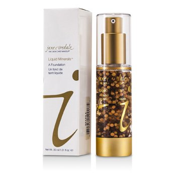 Jane Iredale-Liquid Mineral A Foundation - Maple