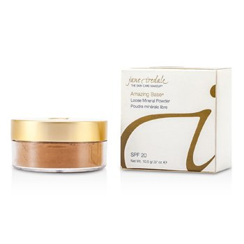 Jane Iredale Amazing Base Loose Mineral Powder SPF 20 – Butternut 10.5g/0.37oz