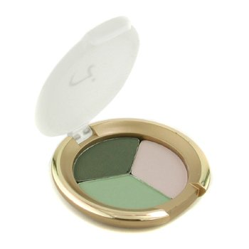 Jane Iredale-PurePressed Triple Eye Shadow - Green Dream