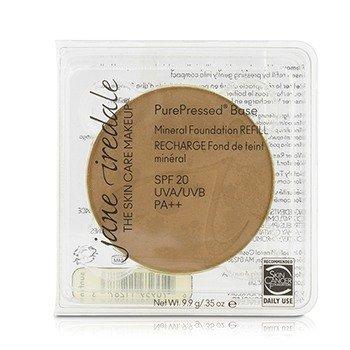 Jane Iredale PurePressed Base Polvos Minerales Prensados Refill SPF 20 - Suntan  9.9g/0.35oz