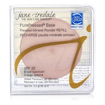 Jane Iredale-PurePressed Base Pressed Mineral Powder Refill SPF 20 - Honey Bronze