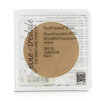 Jane Iredale-PurePressed Base Pressed Mineral Powder Refill SPF 20 - Light Beige