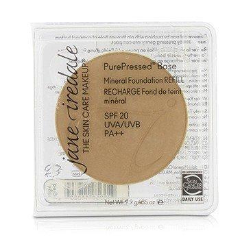 Jane Iredale PurePressed Base Polvos Minerales Prensados Refill SPF 20 - Light Beige  9.9g/0.35oz