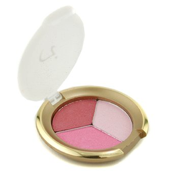 Jane Iredale-PurePressed Triple Eye Shadow - Think Pink
