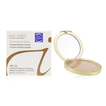 Jane Iredale PurePressed Base Pressed Mineral Powder SPF 18 - Mink  9.9g/0.35oz