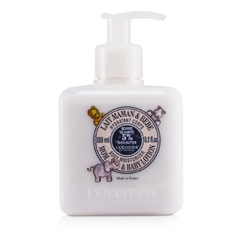 L'Occitane Shea Butter Mom & Baby Lotion  300ml/10.1oz
