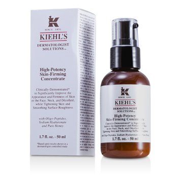 Kiehl'sDermatologist Solutions High-Potency Skin-Firming Konsentrat 50ml/1.7oz