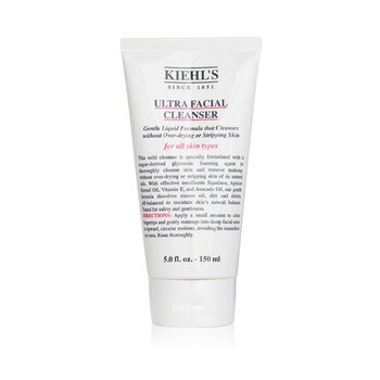 Купить Ultra Facial Очищающее Средство для Лица 150ml/5oz, Kiehl's
