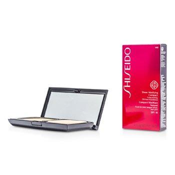 ShiseidoCompacto Matificante Transparente Sin Aceite SPF109.8g/0.34oz