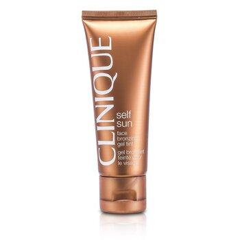 CliniqueSelf Sun Gel con Tinte Bronceador Facial 50ml/1.7oz
